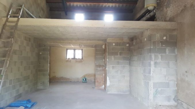 Rénovation de maison