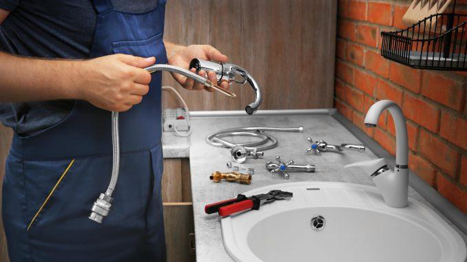réparation robinet qui fuit